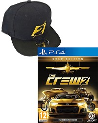The Crew 2 [Gold Edition] inkl. Bonus DLC + Baseball Cap (PS4)