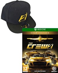 The Crew 2 [Gold Edition] inkl. Bonus DLC + Baseball Cap (Xbox One)