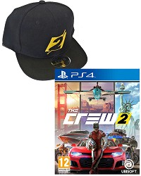 The Crew 2 inkl. Bonus DLC + Baseball Cap (PS4)