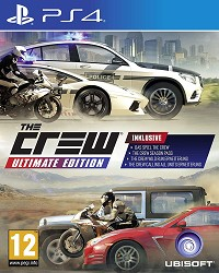 The Crew  [Ultimate Edition] - Cover leicht beschädigt (PS4)