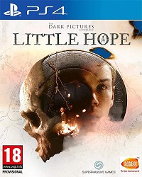 The Dark Pictures Anthology: Little Hope [Bonus Edition] (PS4)