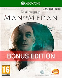 The Dark Pictures Anthology: Man of Medan [Bonus uncut Edition] (Xbox One)