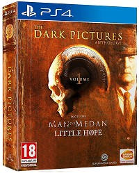 The Dark Pictures Anthology: Volume 1 [Limited Bonus Edition] (PS4)