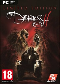 The Darkness 2 [Limited Holo Cover uncut Edition] (PC)