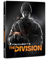 The Division Sammler Steelbook (Merchandise)