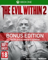 The Evil Within 2 [Bonus AT uncut Edition] (Xbox One)