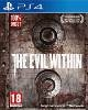 The Evil Within Steelbook (PS4)