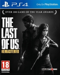 The Last of Us [Remastered Bonus uncut Edition] Erstauflage (PS4)