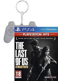 The Last of Us [Remastered uncut Edition] + PSX Retro Keychain (PS4)