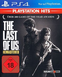 The Last of Us [Remastered uncut Edition] (USK) (Playstation Hits) (PS4)