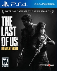 The Last of Us [Remastered uncut Edition US] (PS4)