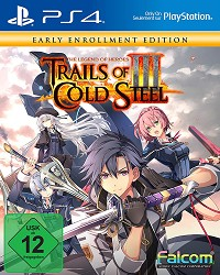 The Legend of Heroes: Trails of Cold Steel III [Day 1 Edition] (PS4)