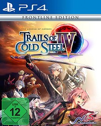 The Legend of Heroes: Trails of Cold Steel IV [Frontline Edition] (PS4)