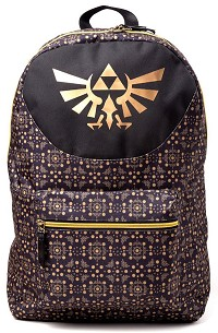 The Legend of Zelda Rucksack Map (Merchandise)