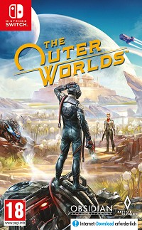 The Outer Worlds [AT uncut Edition] (Nintendo Switch)