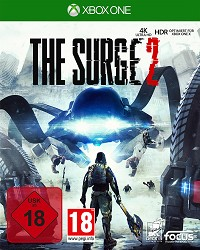 The Surge 2 [Bonus uncut Edition] (Xbox One)