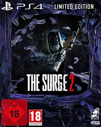 The Surge 2 [Limited uncut Edition] (PS4)
