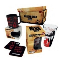 The Walking Dead Bloody Hand Geschenkbox (Merchandise)