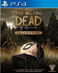 The Walking Dead Collection [uncut Edition] (PS4)