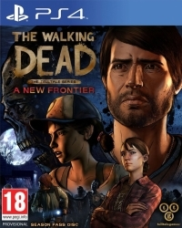 The Walking Dead Season 3: Neuland (The New Frontier) [PEGI uncut Edition] (PS4)