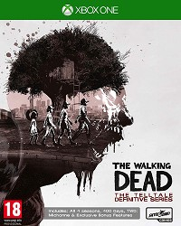 The Walking Dead The Telltale Definitive Series [uncut Edition] (Xbox One)