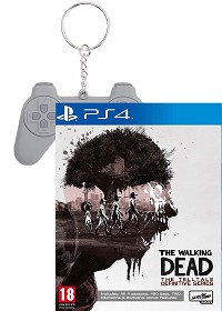 The Walking Dead The Telltale Definitive Series [uncut Edition] + Keychain [Preorderaktion] (PS4)