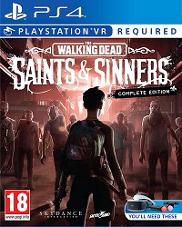 The Walking Dead: Saints & Sinners VR  [Complete Edition] (PS4)