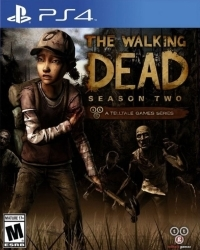 The Walking Dead: Season 2 [US uncut Edition] (PS4)