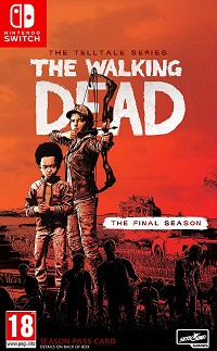 The Walking Dead: The Final Season [uncut Edition] (Nintendo Switch)