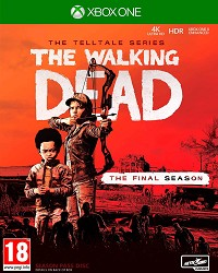 The Walking Dead The Final Season für Nintendo Switch, PS4, X1