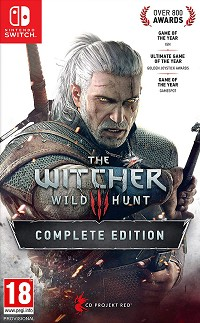 The Witcher 3: Wild Hunt [Complete uncut Edition] (Nintendo Switch)