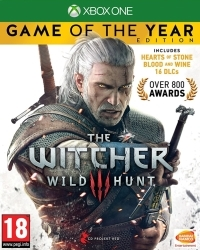 The Witcher 3: Wild Hunt [GOTY uncut Edition] (Xbox One)