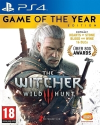 The Witcher 3: Wild Hunt [PEGI GOTY uncut Edition] (PS4)