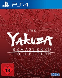The Yakuza Remastered Collection [Day One uncut Edition] (PS4)