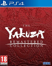 The Yakuza Remastered Collection [uncut Edition] (PS4)