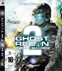 Tom Clancys Ghost Recon Advanced Warfighter 2 [uncut Edition] (PS3)