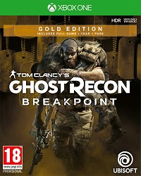Tom Clancys Ghost Recon Breakpoint [Gold Bonus uncut Edition] (Xbox One)