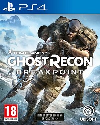 Tom Clancys Ghost Recon Breakpoint [Standard uncut Edition] (PS4)