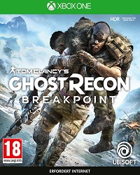 Tom Clancys Ghost Recon Breakpoint [Standard uncut Edition] (Xbox One)