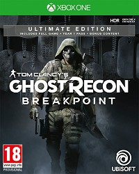 Tom Clancys Ghost Recon Breakpoint [Ultimate Bonus uncut Edition] (Xbox One)