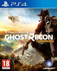 Tom Clancys Ghost Recon Wildlands [EU uncut Edition] - Cover beschädigt (PS4)