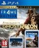 Tom Clancys Ghost Recon Wildlands [FR4ME Gold AT uncut Edition] + 3 Bonus DLCs (PS4)