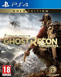 Tom Clancys Ghost Recon Wildlands [Gold uncut Edition] - Cover beschädigt (PS4)