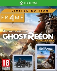 Tom Clancys Ghost Recon Wildlands [Limited FR4ME uncut Edition] (Xbox One)
