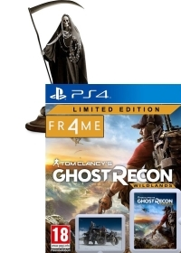 Tom Clancys Ghost Recon Wildlands [FALLEN ANGEL Collectors uncut Edition] inkl. Figur (25 cm) (PS4)