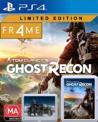 Tom Clancys Ghost Recon Wildlands [Limited FR4ME EU uncut Edition] (PS4)