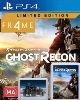 Tom Clancys Ghost Recon Wildlands [Limited EU uncut Edition] + Bonusmission (PS4)