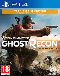 Tom Clancys Ghost Recon Wildlands [Year 2 Gold uncut Edition] - Cover beschädigt (PS4)