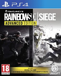 Tom Clancys Rainbow Six Siege [Advanced EU uncut Edition] (PS4)