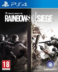Tom Clancys Rainbow Six Siege [EU uncut Edition] - Cover beschädigt (PS4)